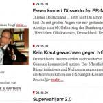 Clip der Woche bei prreport.de